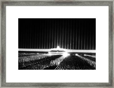 Grand Review Framed Print