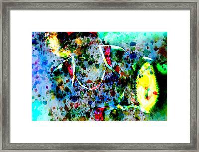 Grand Slam Framed Print