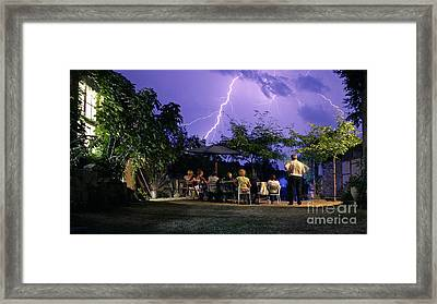 Grand Theatre Of Nature Framed Print