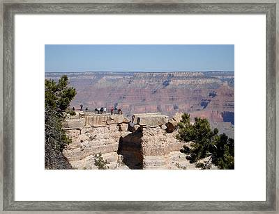 Grand View Framed Print by Gerald Dobbin