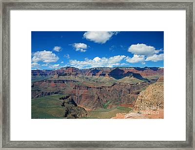 Grand Vista Framed Print by Lynne Sutherland