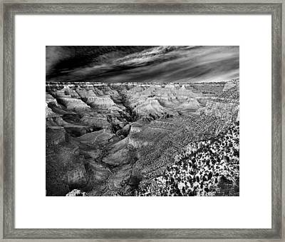 Grand Vista  Framed Print