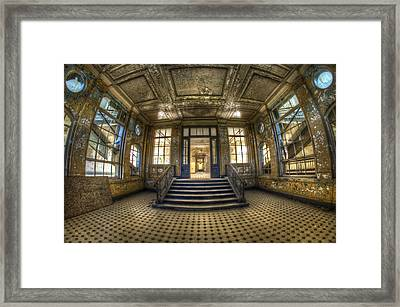 Grand Wide Entrance Framed Print