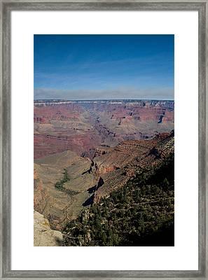 Grande Canyon Afternoon Framed Print