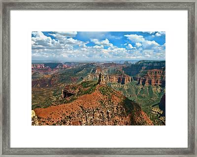 Grande Framed Print