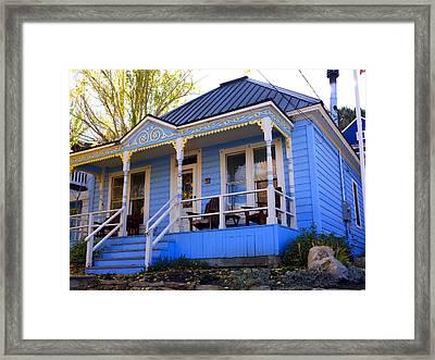 Grandma's House Framed Print by Jackie Carpenter
