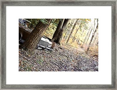 Grandpa Framed Print