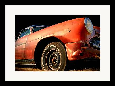Automobile Artwork Framed Prints