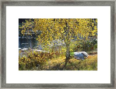 Grandpa's Place Framed Print by Bruce Thompson
