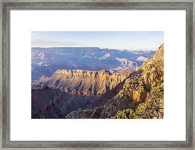 Grandview Sunset 2 - Grand Canyon National Park - Arizona Framed Print by Brian Harig
