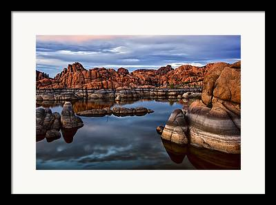 Prescott Photographs Framed Prints