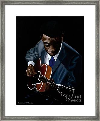 Grant Green Framed Print
