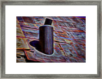 Graphic Colors Framed Print by Kelley King