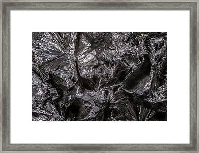 Graphite Framed Print by Petr Jan Juracka