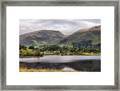 Grasmere Lake Framed Print