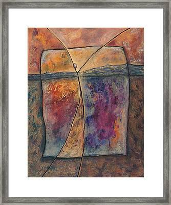 Gratitude Framed Print by Melinda DeMent