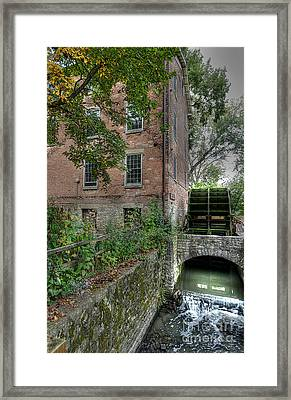 Graue Mill - 2 Framed Print by David Bearden
