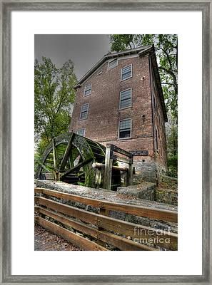 Graue Mill - 3 Framed Print by David Bearden