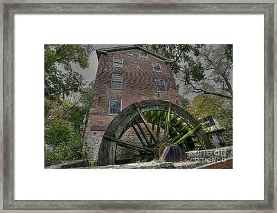 Graue Mill Framed Print by David Bearden