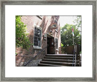 Graue Mill Framed Print