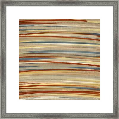 Grayish Delight Framed Print by Lourry Legarde