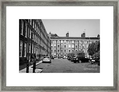 grays inn square London England UK Framed Print by Joe Fox
