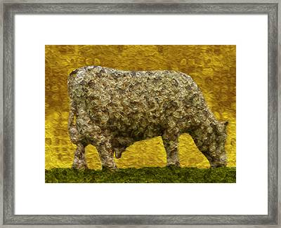 Grazing 2 Framed Print by Jack Zulli