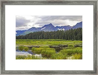 Great Alaskan Outdoors Framed Print