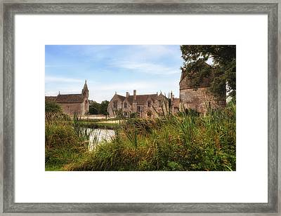 Great Chalfield Manor Framed Print
