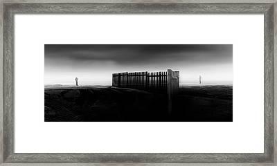 Great Distances Framed Print