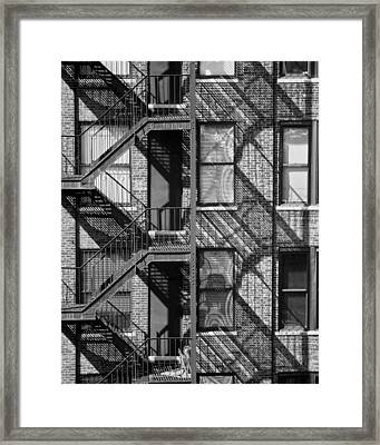 Great Escapes II Framed Print by Rose  Fleming