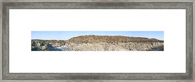 Great Falls Va - 121257 Framed Print by DC Photographer
