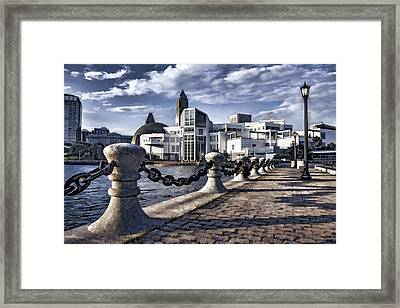 Great Lakes Science Center - Cleveland Ohio - 1 Framed Print