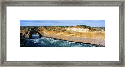 Great Ocean Road, Southern Australia Framed Print by Panoramic Images