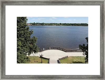 Great Volga Framed Print