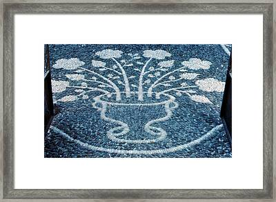 Greece, Cyclades, Santorini Framed Print by Jaynes Gallery
