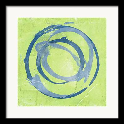 Modern Art Abstract Framed Prints