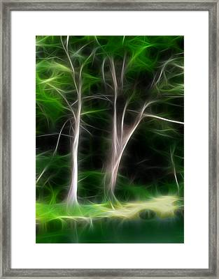 Greenbelt Framed Print