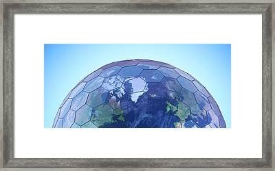 Greenhouse Effect Framed Print by Andrzej Wojcicki