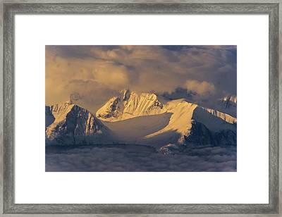Greenland Framed Print by John Hix