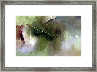Greensleeves Framed Print
