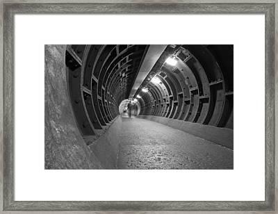 Greenwich Ghosts Framed Print by Dan Davidson