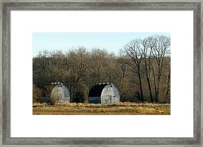 Framed Print featuring the photograph Greeting Spring by I'ina Van Lawick
