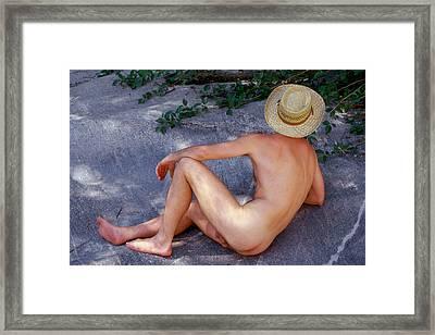 Greg M. 2 Framed Print