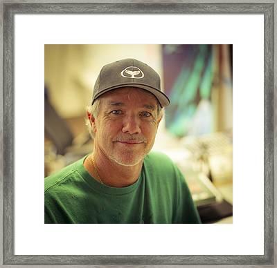 Greg Poland Framed Print by Greg Poland