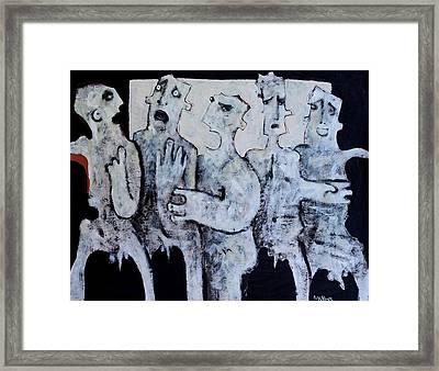Grego No.2 Framed Print by Mark M  Mellon
