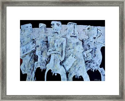Grego No.4 Framed Print