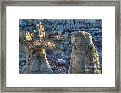 Gremlins Bisti/de-na-zin Wilderness Framed Print