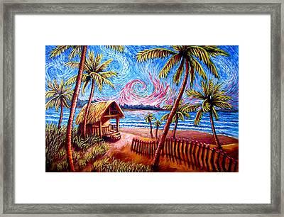 Grenada Framed Print