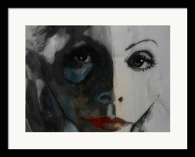 Garbo Framed Prints